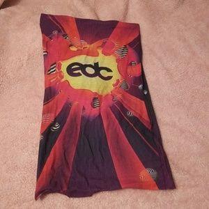 edc Hair Tube